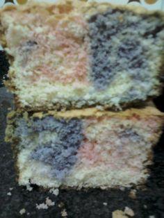 la cocina de May: BIZCOCHO SIN GLUTEN DE COLORES