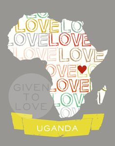 So much #love for #Uganda