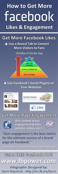 How to Get More Facebook Page Likes and Engagement