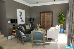 Interior Therapy with Jeff Lewis Season 2 - Bravo TV Official Site- featuring our Dorchester Sofa