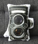 International Center of Photography - Store - Rolleiflex Camera Pillow