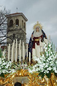 Nuestra Señora de La Amargura. Semana Santa  Spain