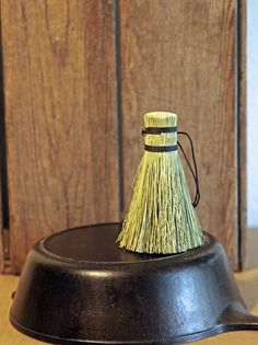 Broomcorn Pot Scrubbers