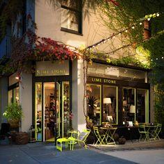 in downtown Healdsburg, California
