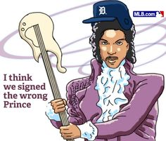 Prince to the #Tigers?