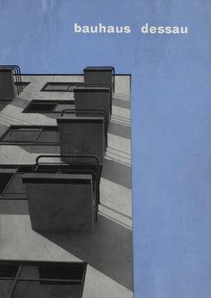 Herbert Bayer - Bauhaus Dessau
