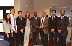 Gulliver Presented Prestigious Heart of Haiti Award