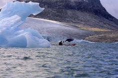 Jostedal Glacier National Park-Jostedalsbreen-Sognefjord-Norway, Glacier Lake Kayaking and Whitewater Rafting #JetsetterCurator