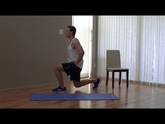 20 Min Beginner Bodyweight Workout - HASfit Easy Workouts without Weights - Body Weight Exercises - YouTube