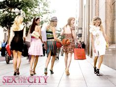 SATC Prequel in the works for CW network.