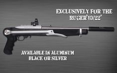 Ruger 10/22 .22LR with UnderFold Stock