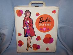 Barbie Doll Case #1002 Year ?  - etsy.com/listing/93250180/vintage-barbie-doll-case-1002-from-1960s