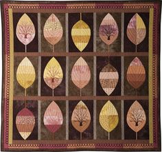 Arboreal Images, Hallie H. O'Kelley, AQS Winner, 2009