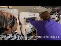 Take a behind-the-scenes video tour of Miller's Columbia, MO lab.