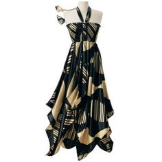 I would look so good in this dress!