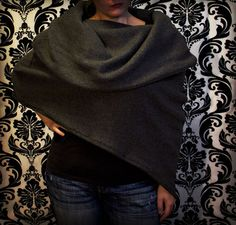 Simple and out of fleece!
