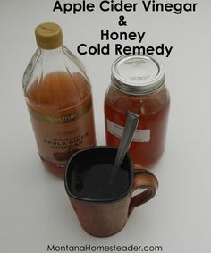 Natural Remedy for the Common Cold - Montana Homesteader. Works for me every time! KS.