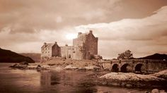 This is the McLean castle in Scotland. I would love to learn some of my family history by visiting one day.