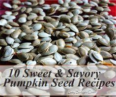 pumpkin seed, seed recip, olive oils, food, fall, pumpkins, eat, seeds, pumpkin spice