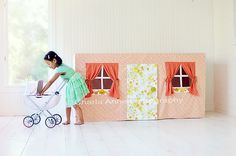 playhouse tent | charla anne