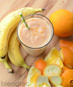 4 ingredient Clean and Healthy Orange Julius Copycat