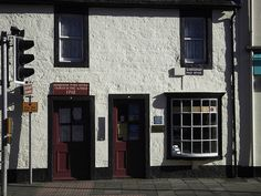 #Scotland : Established in 1712, the Sanquhar Post Office claims to be the oldest working post office in the world.