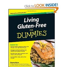 best gluten-free diet book..(for beginners or the basics) so many to choose from but have to start somewhere.