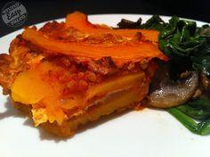 Butternut Squash Lasagna  @Daphne Whitehead Easy Paleo