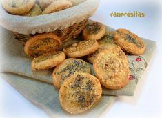Bocaditos de queso - Recetariocanecositas.com