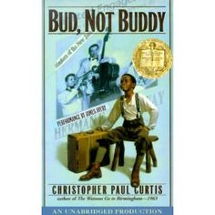 Interactive Read Aloud: Bud, Not Buddy by Christopher Paul Curtis is a fictional children's book.There are a few themes, which pertain to African Americans, music, running away and adoption.This book is at a third grade reading level.