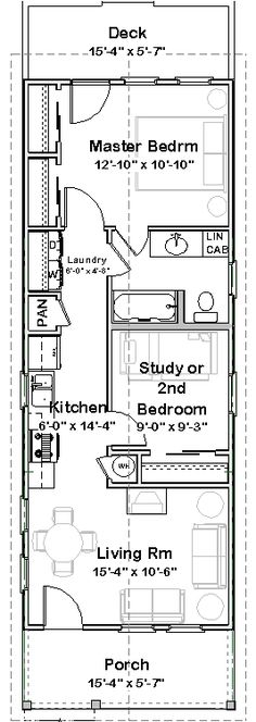 Floor plans on pinterest floor plans tiny house plans for Functional floor plans