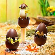 huevos de pascua decoracion