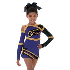 All Star Uniforms on Pinterest | Cheerleading, Cheer ...