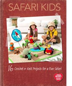 Safari Kids | Red Heart