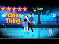 Brain Break: Just Dance  One Thing by One Direction  Difficulty: 1/3