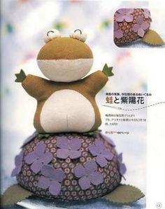 frog pattern