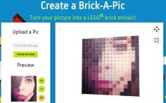 Lego seems to never wane in popularity and my class love it. This site allows you to convert a photo into a blockish lego image - great for profile pictures and class displays. Found via via http://twitter.com/@ukedchat.
