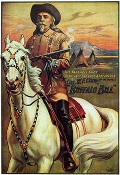 Wild West Poster