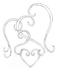 Family tattoo - Incorporate initials into it!