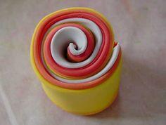 Spiralcane - many cane tuts