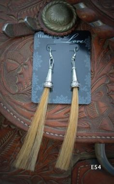 Horse Hair - Divine Equine and Feather Line