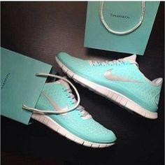 women running shoes, tiffany blue nikes, color, blue shoes, nike running, nike shoes, nike sneakers, nike free runs, nike air max