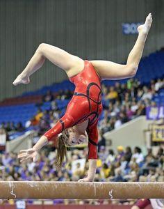 Brittany Rogers  Canadian gymnast
