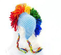 Rainbow Dash hat