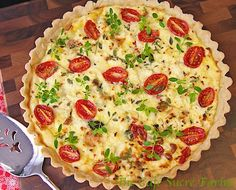 Ottelenghi's very full roasted vegetable tart + 4 other delicious meal plans in this seasonal weekly meal plan | Rainbow Delicious