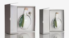 Aceite de oliva Brachia. #packaging #design