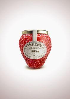 La Vieja Fabrica Jam Bottle - Strawberry by Tapsa
