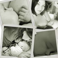 Brelfie wall - promote, celebrate and support breastfeeding mothers!