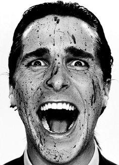 celebrity-portraits:  Bby  Christian Bale