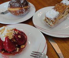Desserts heaven in Albania